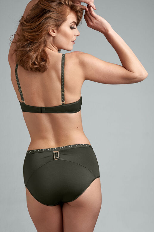 emerald lady highwaist briefs