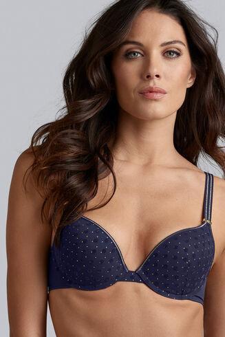 petit point push up bra