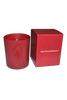 daring - red scented candle