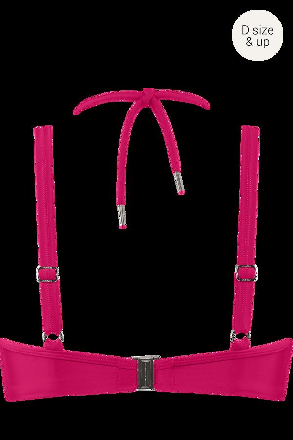 musubi plunge balcony bikini top