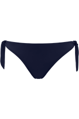 lotus tie and bow bikini briefs