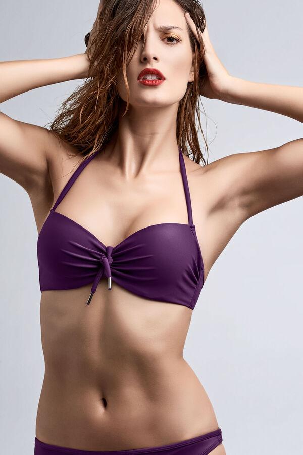 musubi haut de bikini balconnet plongeant