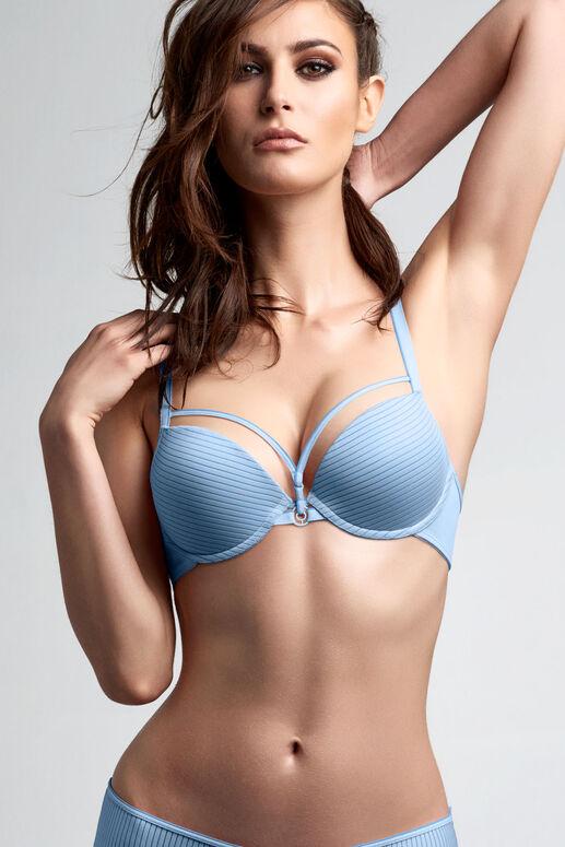 77e02203235e4 space odysey push up bra   serene blue   marlies dekkers lingerie