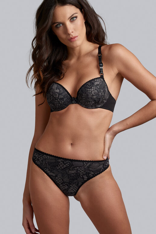 lioness of brittany push up bra