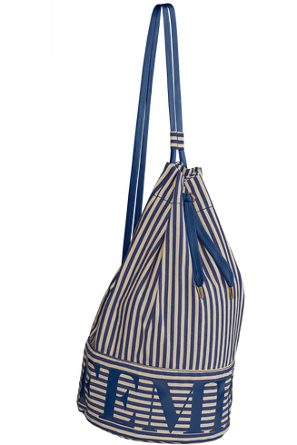 duffle beach bag