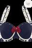 sailor mary plunge balcony bikini top