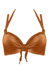 holi glamour push up bikini top