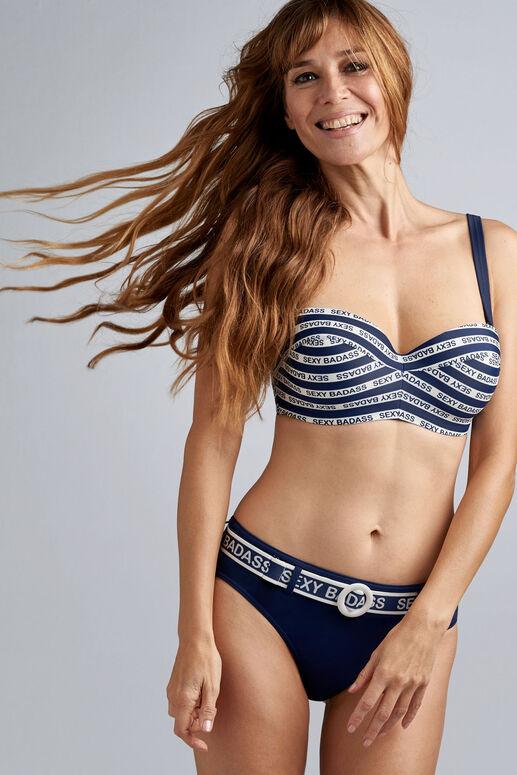 sexy badass butterfly bikini briefs