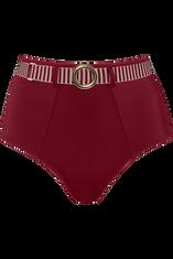 capitana culottes taille slip de bikini