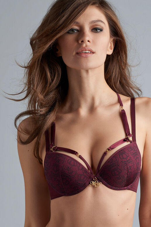regal goddess push up bra