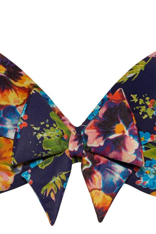 jardin des fleurs push up bikini top