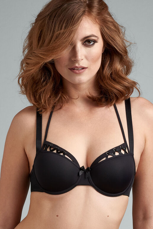 angel of harlem plunge balcony bra
