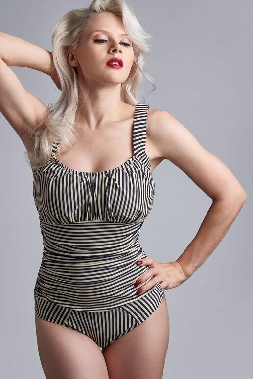 holi vintage unwired bathing suit