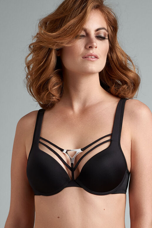 triangle soutien-gorge push-up