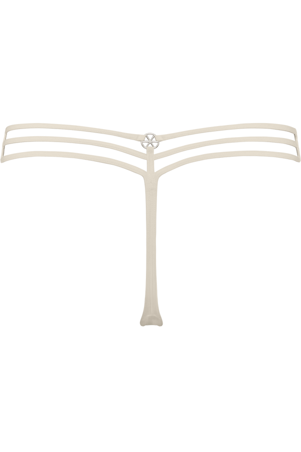 society ivory 4 cm thong