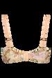 oriental morphosis soutien-gorge balconnet plongeant