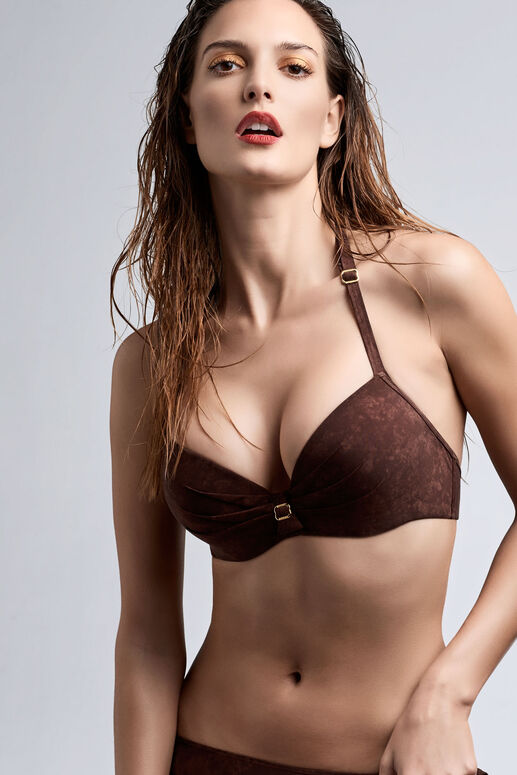 puritsu push up bikini top