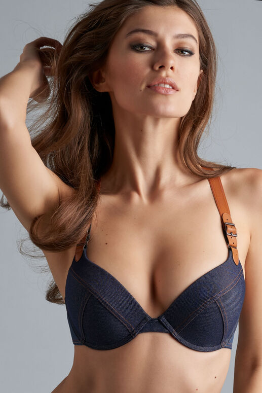 calamity jane push up bra