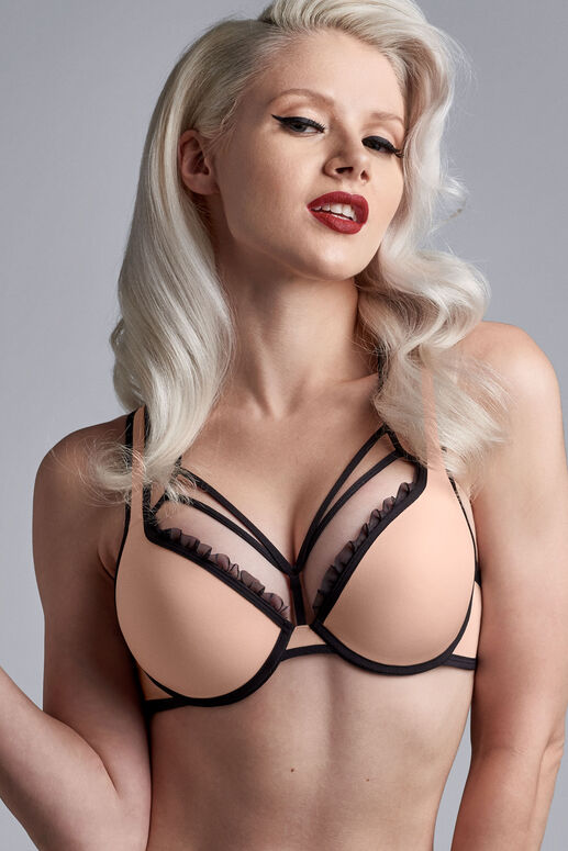 meringue push-up soutien-gorge