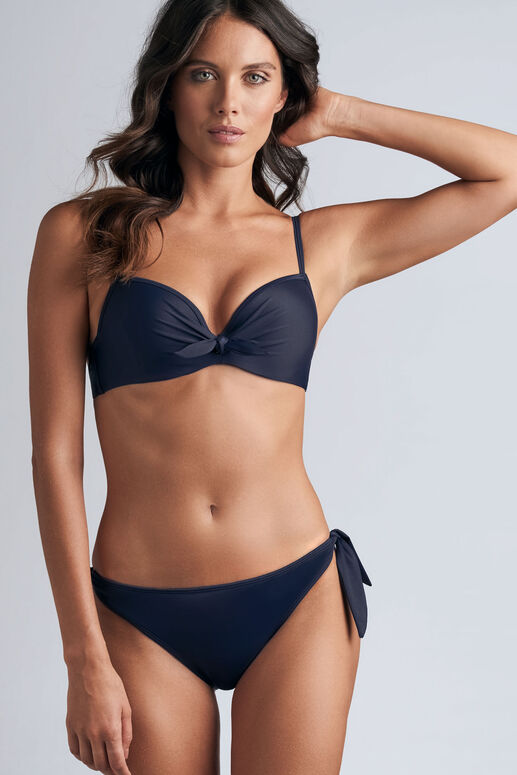 lotus push up bikini top