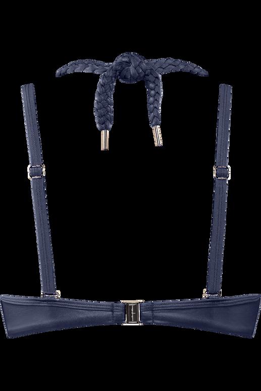 4c490bdd30e06 holi glamour push up bikini top navy | Marlies Dekkers Lingerie