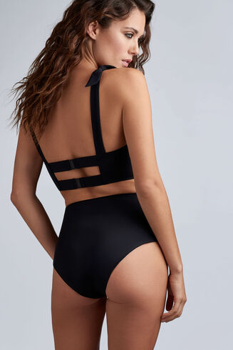 black sea highwaist bikini briefs
