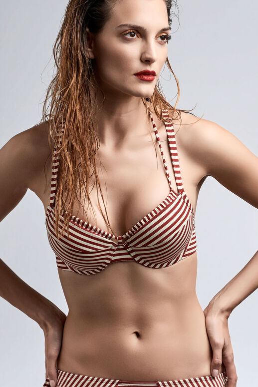 holi vintage haut de bikini push-up