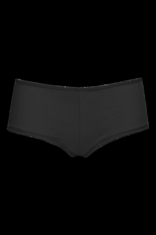 dame de paris push up bra + 12cm brazilian shorts black