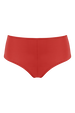 space odyssey balcony bra + 12cm brazilian shorts red