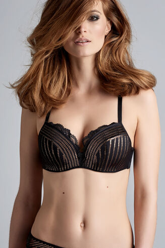 hollywood glam push up bra