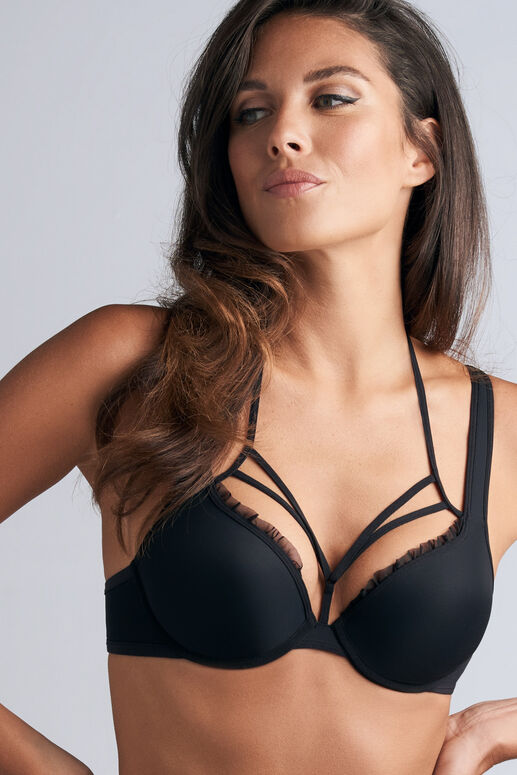 meringue push up bra