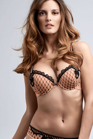florence push up bra
