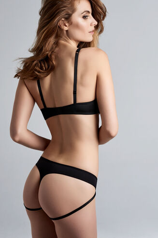 the art of love 4 cm ouvert thong