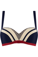 starboard plunge balcony bikini top