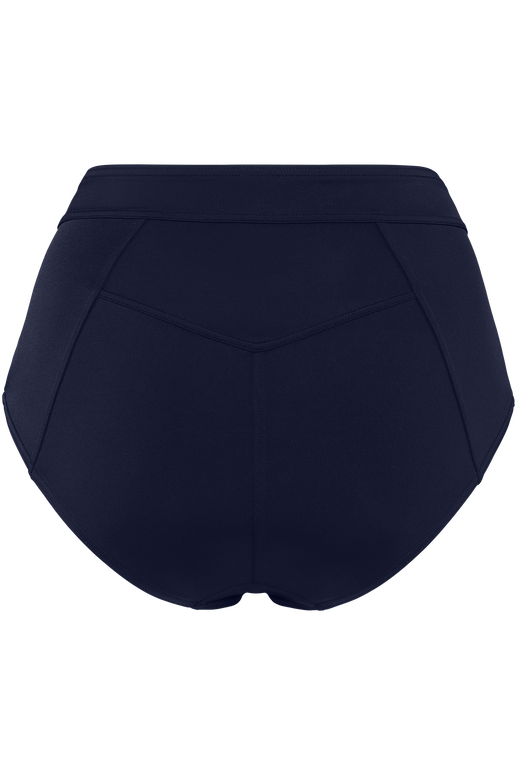 royal navy highwaist bikini slip