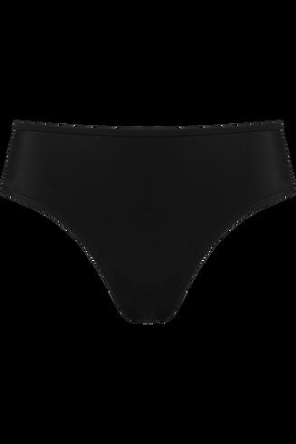 révéler brazilian slip  black  XL