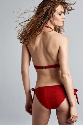 puritsu tie and bow briefs
