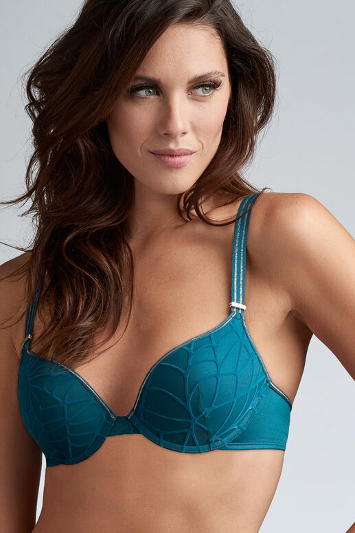 the adventuress push up bra