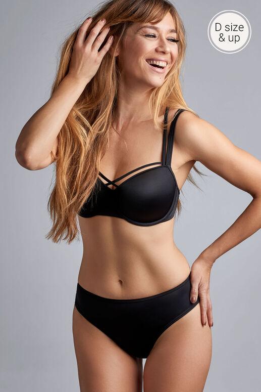 révéler plunge balconette bikini top