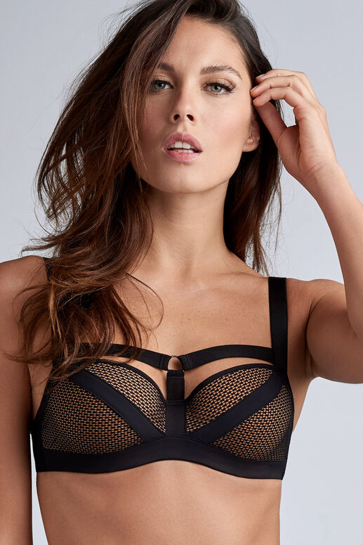 wing power balcony bra
