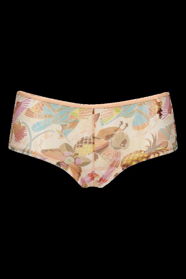 oriental morphosis 12cm brazilian shorts