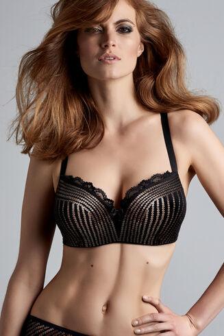 hollywood glam plunge bra
