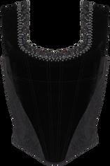 queen of pearls corset