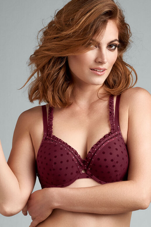 backstage boudoir push up bra