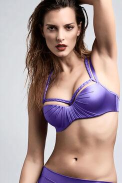 holi glamour haut de bikini balconnet plongeant