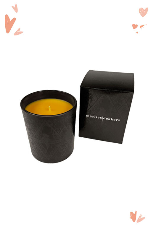 fantasy - black scented candle