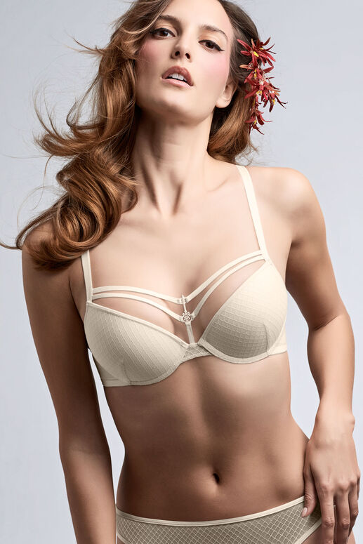 white key push-up soutien-gorge