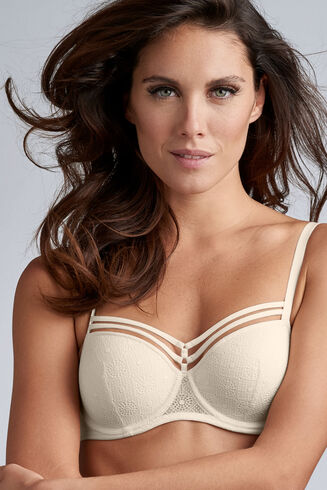 seduction plunge balcony bra