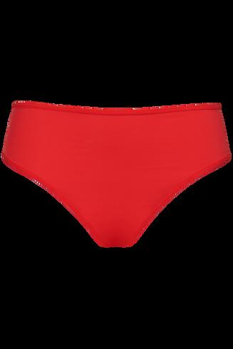 Dame De Paris 7Cm Thong |  Red - Xs