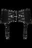 plunge balconette body + waspie